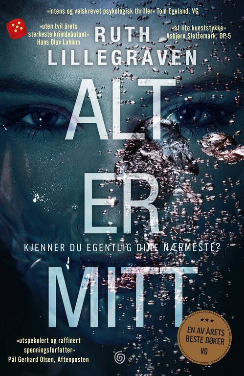 Alt er mitt cover pocket